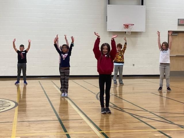 Kids dancing in Vulcan, Alberta | SoundKreations